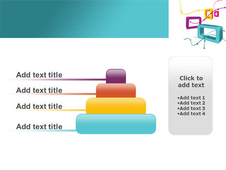 Square Frames PowerPoint Template Slide 8