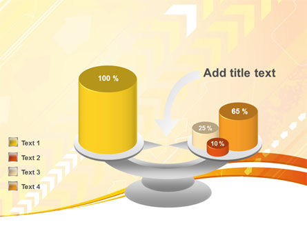 Process Flow PowerPoint Template Slide 10