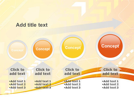 Process Flow PowerPoint Template Slide 13
