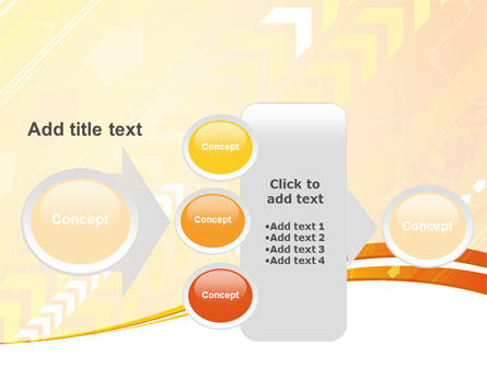 Process Flow PowerPoint Template Slide 17