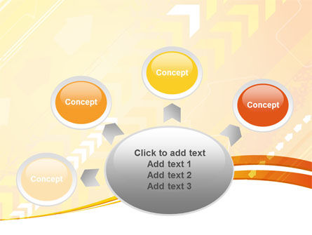 Process Flow PowerPoint Template Slide 7