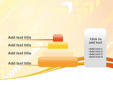 Process Flow PowerPoint Template Slide 8