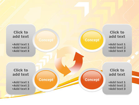 Process Flow PowerPoint Template Slide 9