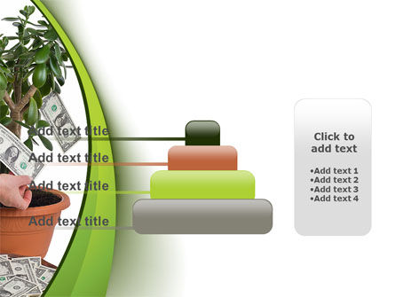 Money Tree Growing PowerPoint Template Slide 8