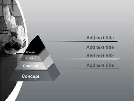 Japan Martial Arts PowerPoint Template, Slide 4, 09016, Sports — PoweredTemplate.com