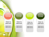 Cocktail with Lemon PowerPoint Template#5