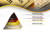 Business Plan Interaction Scheme PowerPoint Template#12
