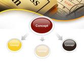 Business Plan Interaction Scheme PowerPoint Template#4