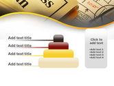 Business Plan Interaction Scheme PowerPoint Template#8