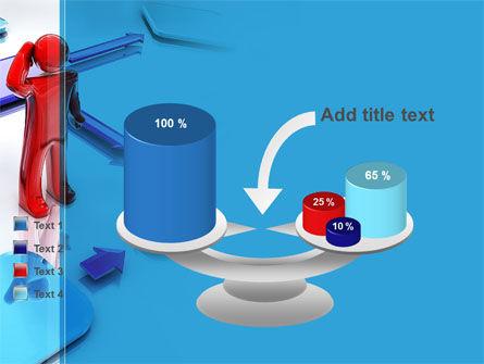 Flowchart Algorithm PowerPoint Template Slide 10