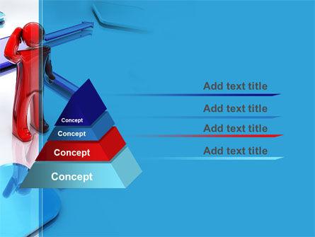 Flowchart Algorithm PowerPoint Template Slide 12