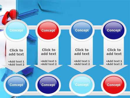 Flowchart Algorithm PowerPoint Template Slide 18