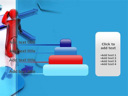 Flowchart Algorithm PowerPoint Template Slide 8