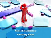 Consulting: 流程图算法PowerPoint模板 #09022