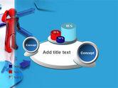 Flowchart Algorithm PowerPoint Template#16
