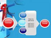 Flowchart Algorithm PowerPoint Template#17
