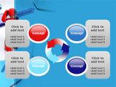 Flowchart Algorithm PowerPoint Template#9