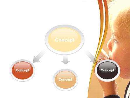 Respiratory Disease PowerPoint Template, Slide 4, 09026, Medical — PoweredTemplate.com
