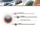Rail Tank Cars PowerPoint Template#3