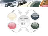 Rail Tank Cars PowerPoint Template#6