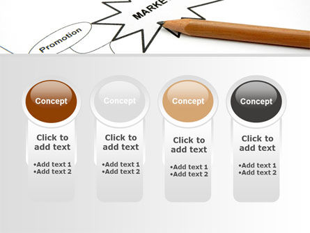Marketing Mix PowerPoint Template Slide 5