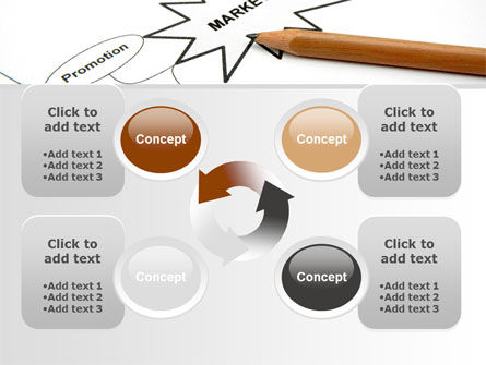 Marketing Mix PowerPoint Template Slide 9
