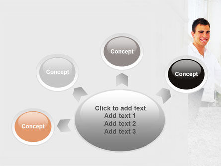 Presentation Of Consultant PowerPoint Template Slide 7