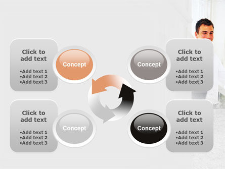 Presentation Of Consultant PowerPoint Template Slide 9