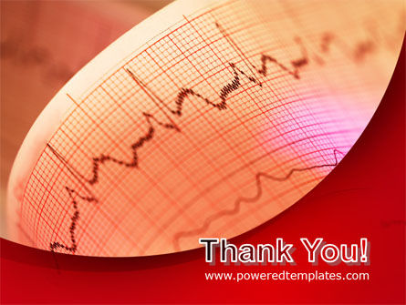 Cardiogram Band PowerPoint Template Slide 20