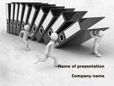 Business Concepts: Bijhouden Van Beheer PowerPoint Template #09049