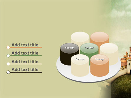 Fantasy Castle PowerPoint Template Slide 12