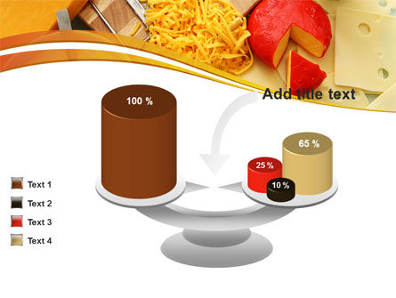 Hard Cheese And Milk PowerPoint Template Slide 10