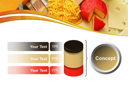 Hard Cheese And Milk PowerPoint Template Slide 11