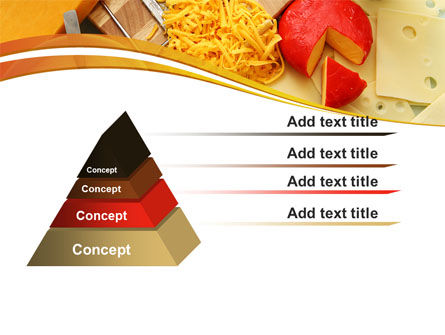 Hard Cheese And Milk PowerPoint Template Slide 12