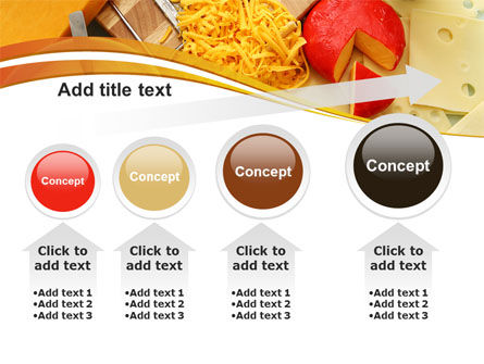 Hard Cheese And Milk PowerPoint Template Slide 13