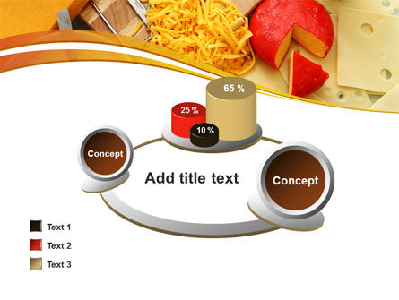 Hard Cheese And Milk PowerPoint Template Slide 16