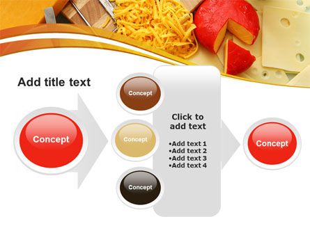 Hard Cheese And Milk PowerPoint Template Slide 17