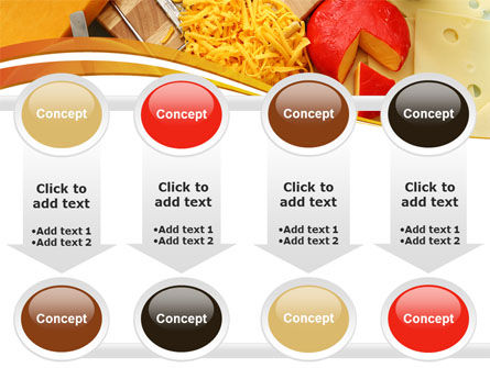 Hard Cheese And Milk PowerPoint Template Slide 18