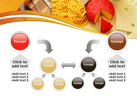 Hard Cheese And Milk PowerPoint Template Slide 19