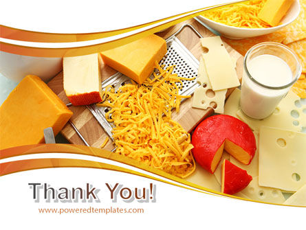 Hard Cheese And Milk PowerPoint Template Slide 20