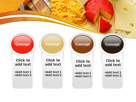 Hard Cheese And Milk PowerPoint Template Slide 5