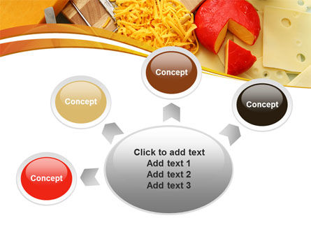 Hard Cheese And Milk PowerPoint Template Slide 7