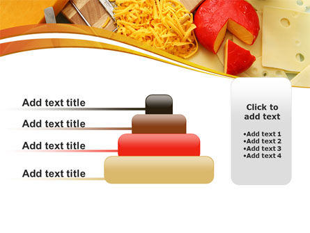 Hard Cheese And Milk PowerPoint Template Slide 8