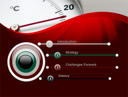 Right Business Temperature PowerPoint Template, Slide 3, 09053, Utilities/Industrial — PoweredTemplate.com