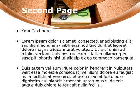 Hoard PowerPoint Template, Slide 2, 09054, Financial/Accounting — PoweredTemplate.com