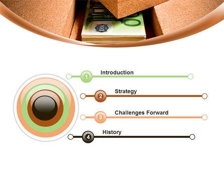 Hoard PowerPoint Template, Slide 3, 09054, Financial/Accounting — PoweredTemplate.com