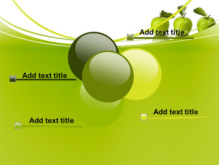Green Apples PowerPoint Template Slide 10