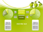 Green Apples PowerPoint Template#11