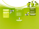 Green Apples PowerPoint Template#13