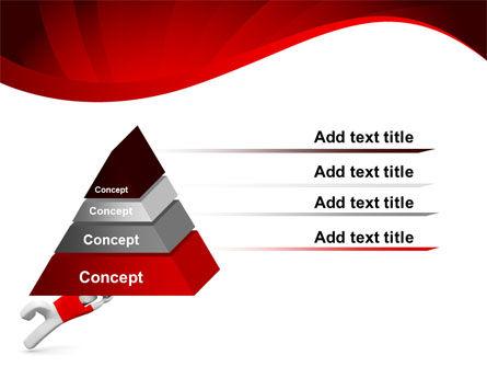Goalie PowerPoint Template, Slide 4, 09064, Sports — PoweredTemplate.com